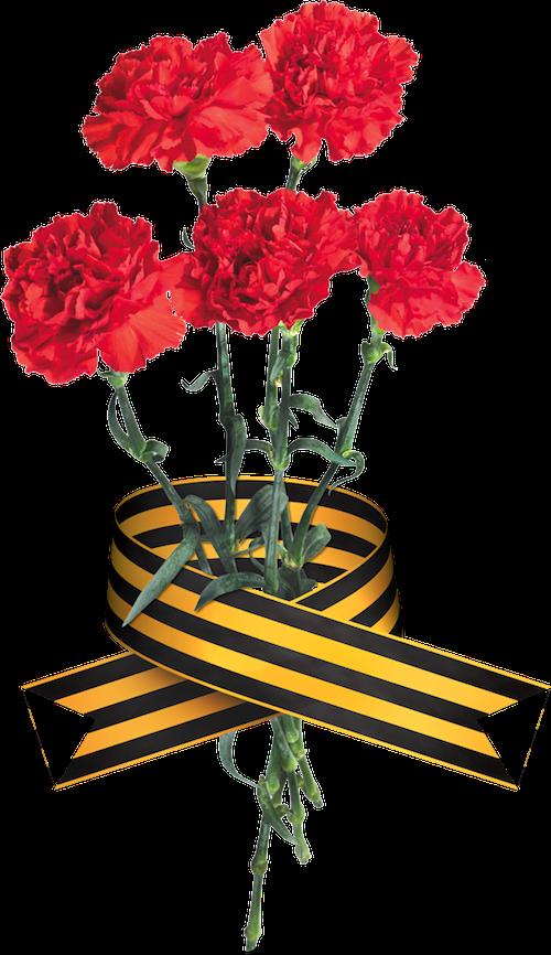 День победы - Советские открытки и цветы на 9 мая messages sticker-2