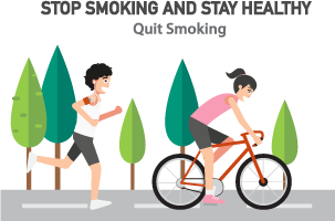 Quit Smoking - Smoke Free Now & Stop Smoking App messages sticker-6