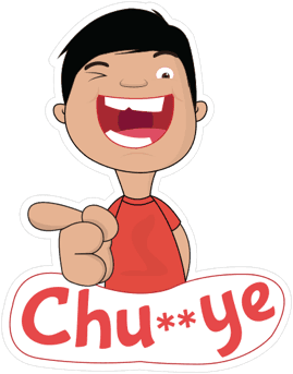 Desi Talkative messages sticker-8
