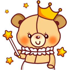 BearStar - Emoji And Sticker messages sticker-4