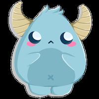 MonsterMoji - Best Emoji and Stickers messages sticker-1