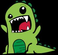 MonsterMoji - Best Emoji and Stickers messages sticker-9
