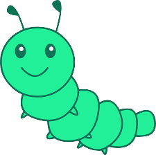 Worm Cute Stickers messages sticker-0