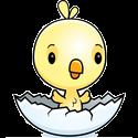 ChickenMoji- Chicken Emoji & Stickers messages sticker-2
