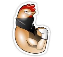 ChickenMoji- Chicken Emoji & Stickers messages sticker-1