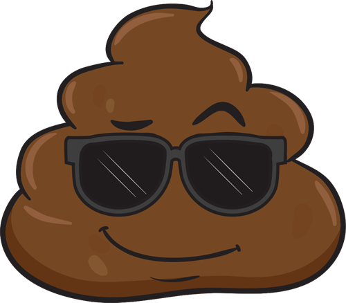 PoopMoji - poop emoji and stickers for iMessage messages sticker-7