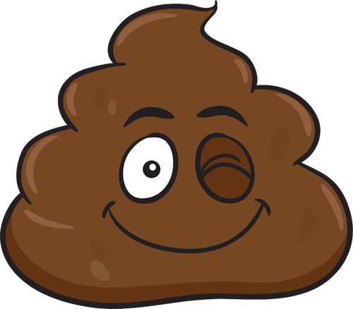 PoopMoji - poop emoji and stickers for iMessage messages sticker-1