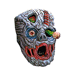 Horror Heads messages sticker-0