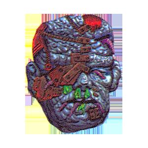 Horror Heads messages sticker-10