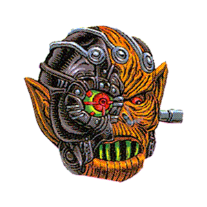 Horror Heads messages sticker-1