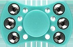 Fidget Spinner - The Spin Simulator messages sticker-11