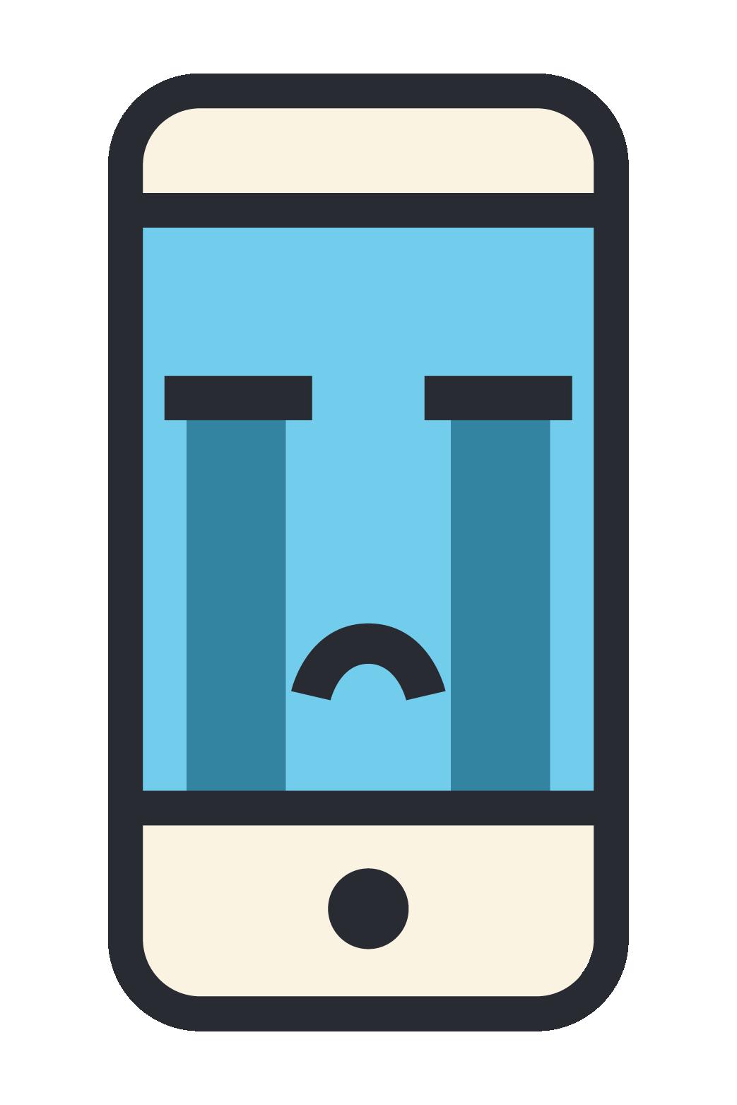 Phone Emoji Stickers messages sticker-1