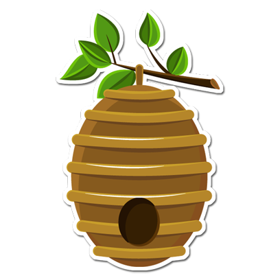 Save The Bees Sticker Pack messages sticker-5