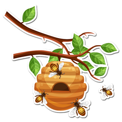 Save The Bees Sticker Pack messages sticker-8