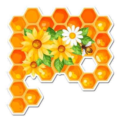 Save The Bees Sticker Pack messages sticker-11