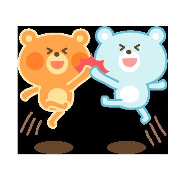 4 Bears messages sticker-1