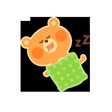 4 Bears messages sticker-8