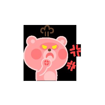 4 Bears messages sticker-7