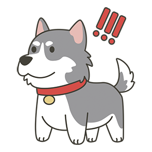 HuskyMoji - Siberian Husky Emoji messages sticker-0