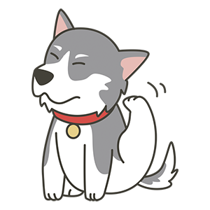 HuskyMoji - Siberian Husky Emoji messages sticker-7