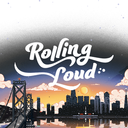 Rolling Loud messages sticker-1