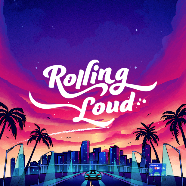 Rolling Loud messages sticker-0