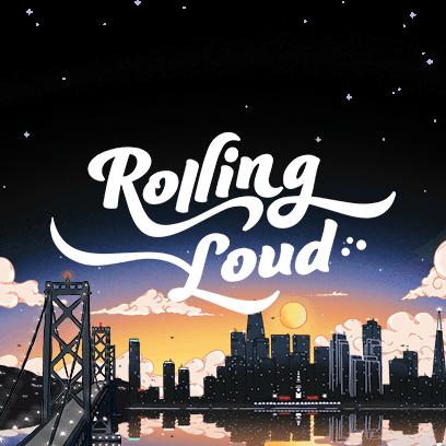 Rolling Loud messages sticker-2