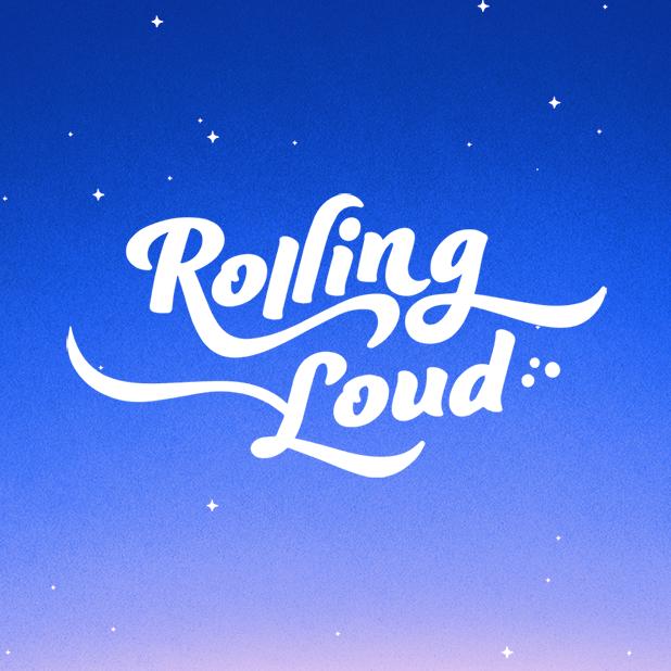 Rolling Loud messages sticker-1