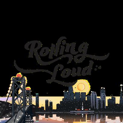 Rolling Loud messages sticker-9