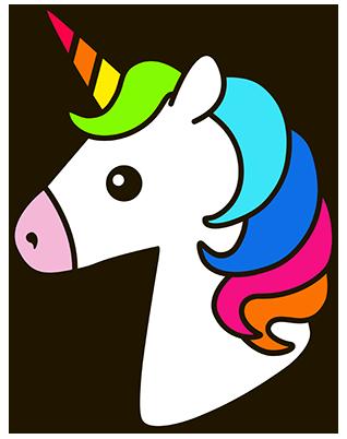 Unicorn Mood messages sticker-0