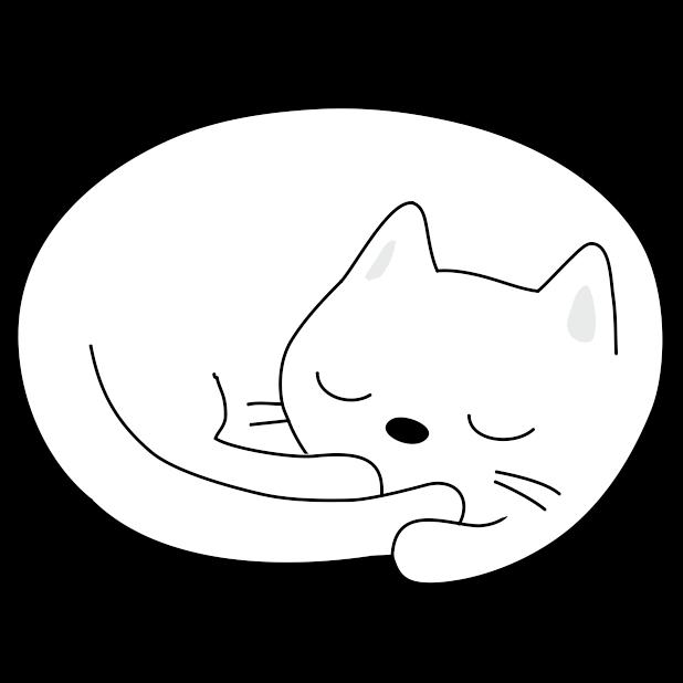 Yuki Neko - Animated Kitty Cat Fun Pet Stickers messages sticker-10