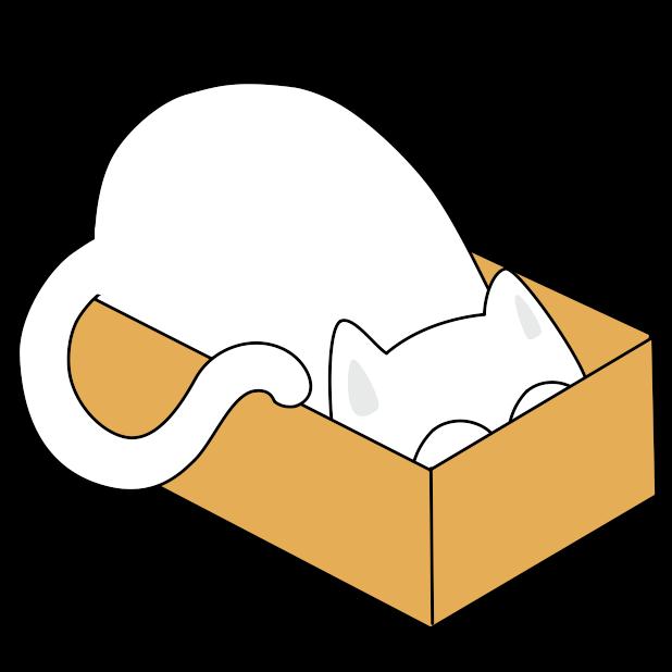 Yuki Neko - Animated Kitty Cat Fun Pet Stickers messages sticker-1
