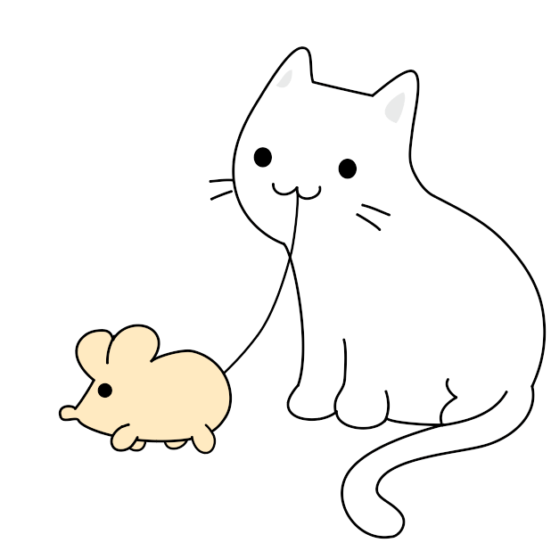 Yuki Neko - Animated Kitty Cat Fun Pet Stickers messages sticker-6