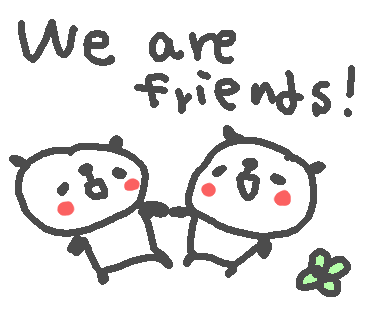 Cool Cool Panda Stickers! messages sticker-5