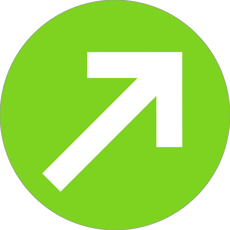 arrow badge messages sticker-9