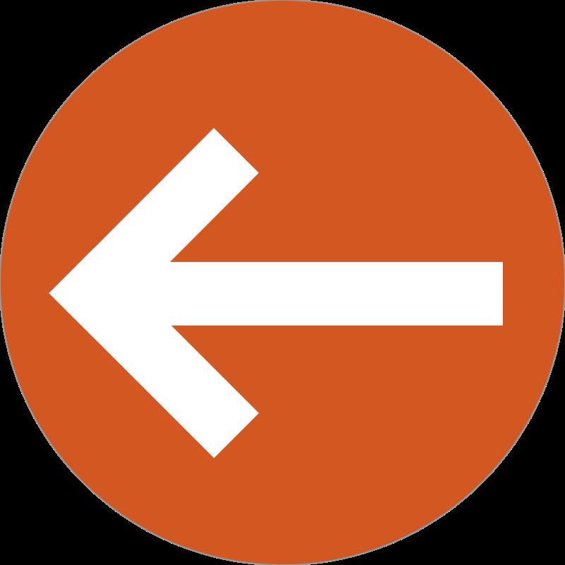 arrow badge messages sticker-4