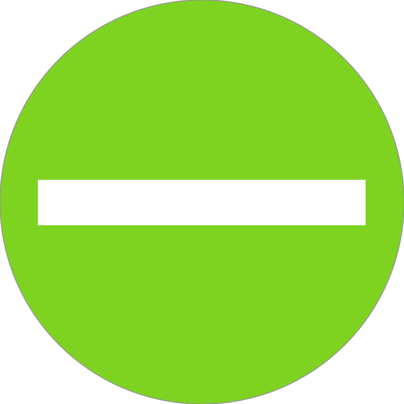 arrow badge messages sticker-1