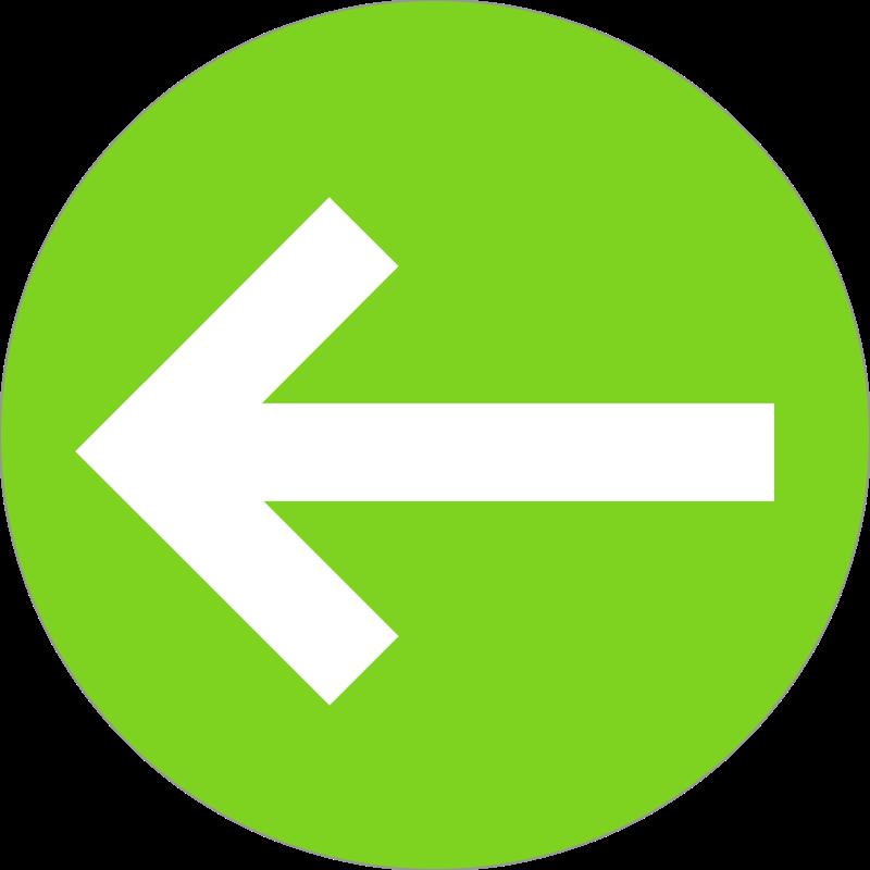 arrow badge messages sticker-2