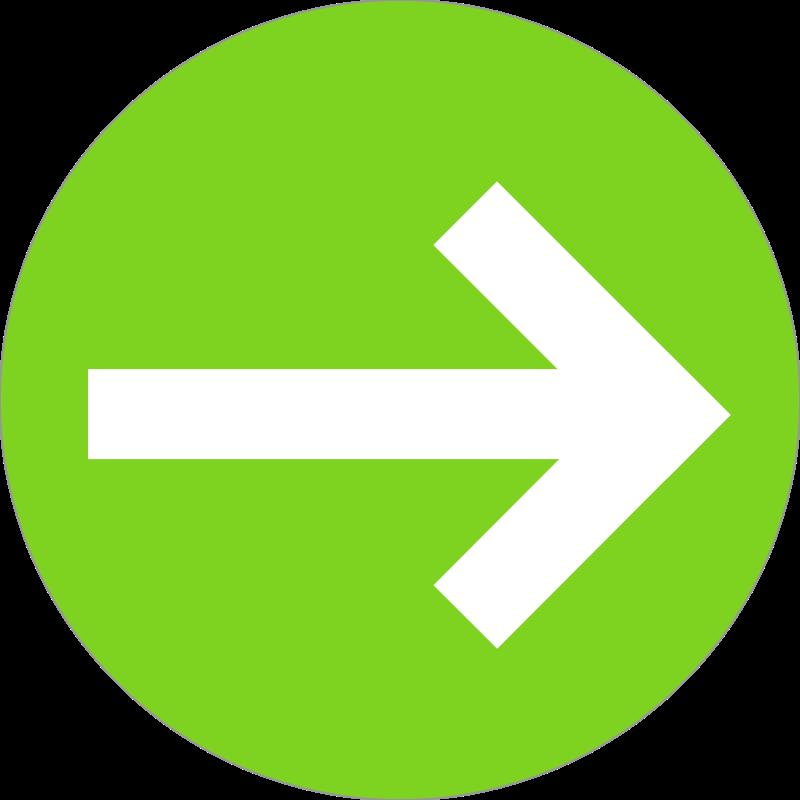 arrow badge messages sticker-3
