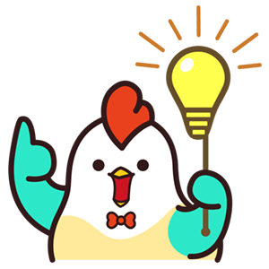 Cute Roosters Stickers messages sticker-11