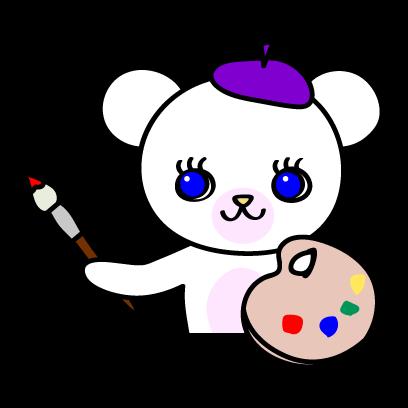 Pretty Little Bears Sticker Pack-FREE messages sticker-5