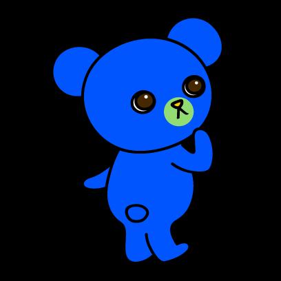 Pretty Little Bears Sticker Pack-FREE messages sticker-6