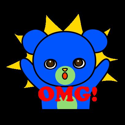 Pretty Little Bears Sticker Pack-FREE messages sticker-2