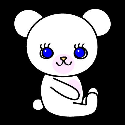 Pretty Little Bears Sticker Pack-FREE messages sticker-4