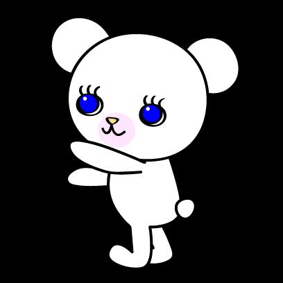 Pretty Little Bears Sticker Pack-FREE messages sticker-8