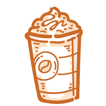 Coffee time! iMessage stickers messages sticker-8