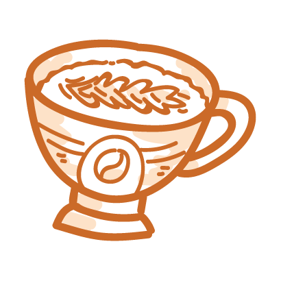 Coffee time! iMessage stickers messages sticker-9