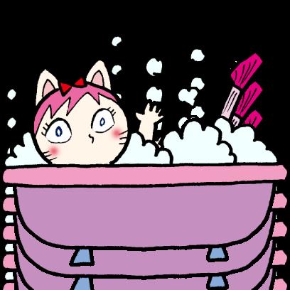 猫がーる(バンド) messages sticker-10