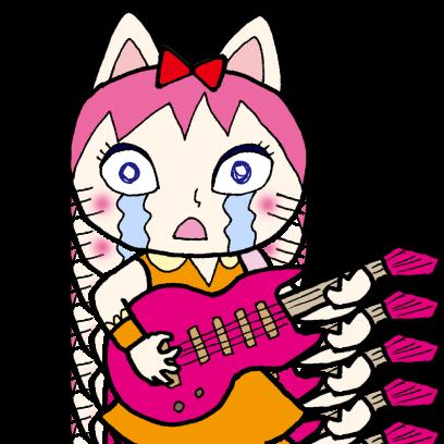 猫がーる(バンド) messages sticker-2