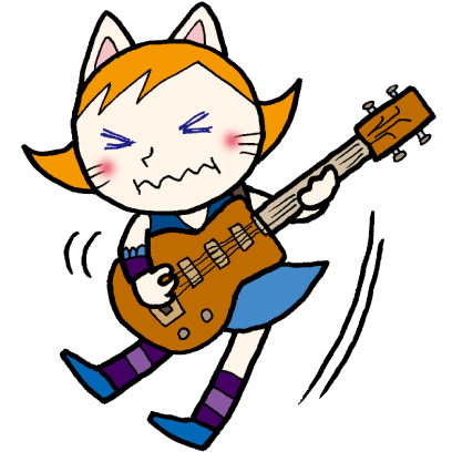 猫がーる(バンド) messages sticker-11